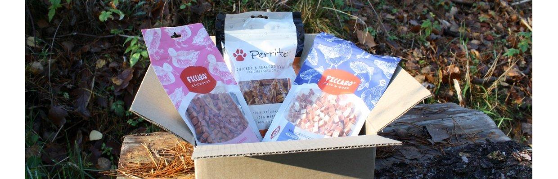 Eksempel p&aring; en kasse til katte<br>